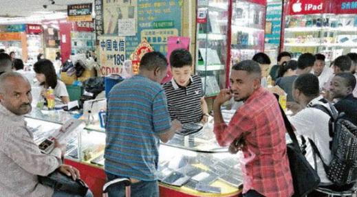 日媒:日本二手手机在广州流往海外 很受欢迎 二手行情 第1张